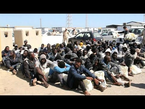 Libya: 115 illegal migrants rescued by coastguards