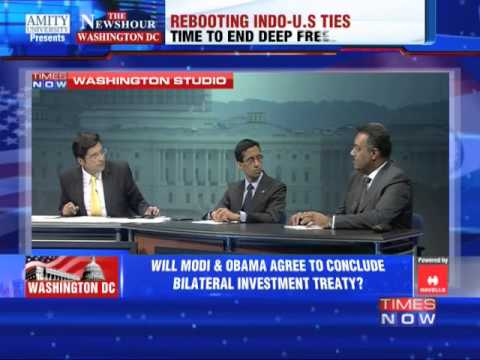 The Newshour Debate Debate from Washington, D.C.: Freezing ties - Part 1 (29th September 2014)