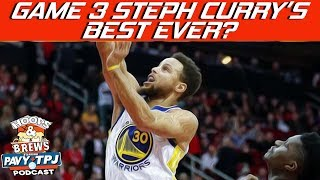 Was Game 3 Steph Curry