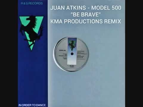Juan Atkins Model 500 Kma Productions Remix R&s Records video