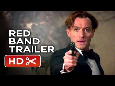 Spy Official Red Band Trailer #1 (2015) - Melissa McCarthy Comedy HD