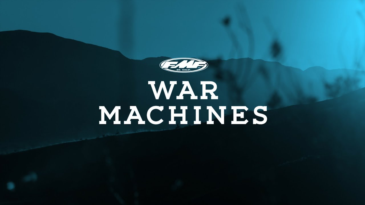 War Machines Motocross Fmf War Machines Now