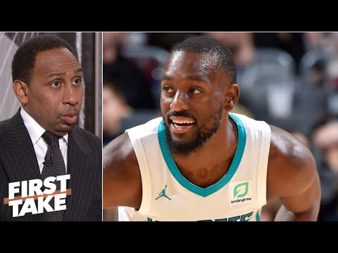 'Kemba Walker has arrived' - Stephen A. l First Take