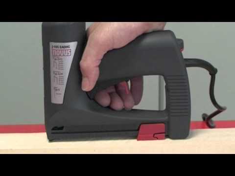 Elektrischer Klammernagler 45W 15mm Klammer Nagler NEU NEU TOP