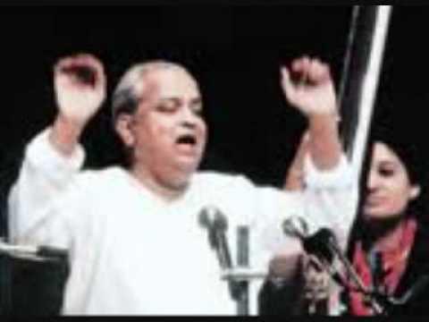 Pandit Kumar Gandharva sings Kabir - Sunta Hai Guru Gyani