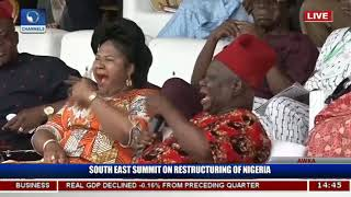 South East Summit On Restructuring Of Nigeria Pt.14 |Live Events|