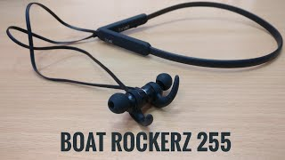 BoAt Rockerz 255 Wireless Bluetooth Earphones Review in Hindi | BOAt Sale Fest 2018