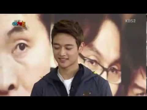 ENG SUB_130409 Our Neighborhood Arts and Physical Education - Changmin VS Minho