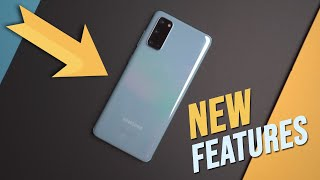Samsung S20: Top 10 New Features!