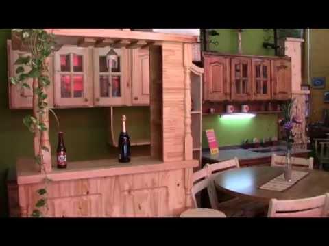 El gran castor youtube for El castor muebles