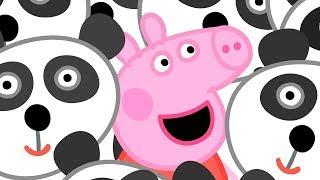 Peppa Pig Full Episodes   The Fun Fair   Cartoons for Children