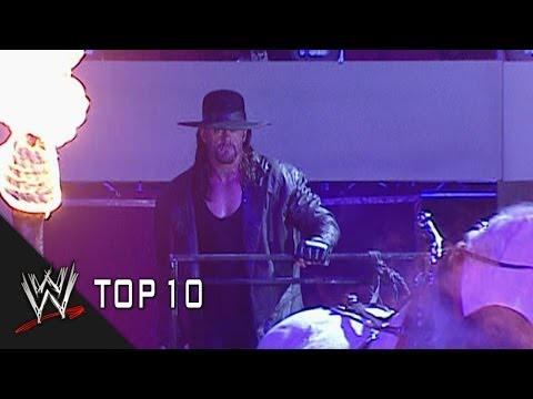 Undertaker Returns - Wwe Top 10 video