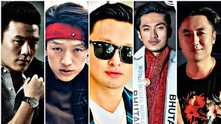 Top 10 Bhutan's most handsome actors (male) 2020