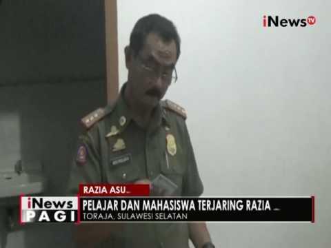 2 pasangan mesum berusia belia digerebek petugas Satpol PP di Toraja - iNews Pagi 20/07