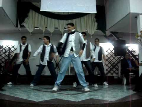 Coreografias Cristianas Dia del amigo Iglesia Efeso Pisadas del Maestro