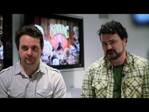 Stacking – Tim Schafer & Lee Petty Interview