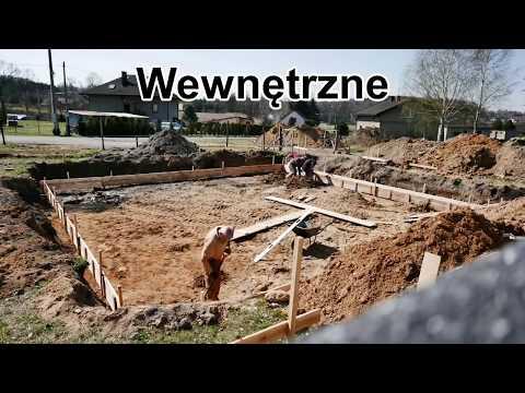 Budowa domu systemem gospodarczym. Cz. I - Fundamenty