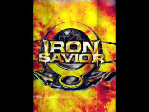 Iron Savior - Walls Of Fire