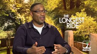 George Tillman Jr., Interview For THE LONGEST RIDE