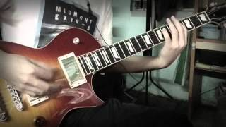 【TAB譜】ONE OK ROCK - Wherever you are Guitar Cover