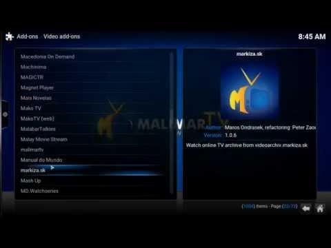 Fastest Howto - Install Mashup Addon on Kodi / XBMC
