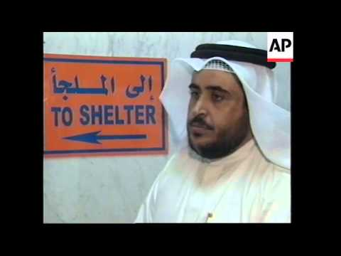 Kuwait preparing for any potential attack on Iraq