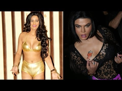 Poonam Pandey & Rakhi Sawants Strip Show: A Competition On Who...