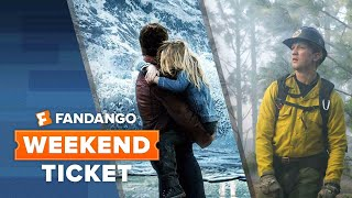 Now In Theaters: Geostorm, Only the Brave, Same Kind of Different As Me | Weekend Ticket