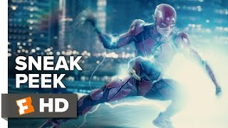 Justice League 'The Flash' Sneak Peek (2017) | Movieclips Trailers