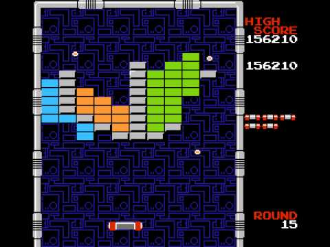 Tas Nes Arkanoid By Baxter In 12 26 8