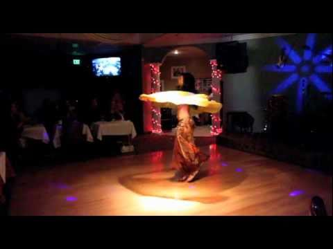 Sandra - Bellydancer (Benefit Performance for Japan)