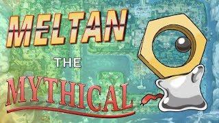 Meltan: The Brand New Gen 8 Mythical Pokemon