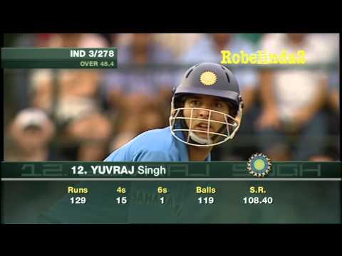 Yuvraj Singh 139 vs Australia *BEST ON YOUTUBE* SCG 2004