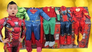 Magic Superhero Wheel Costumes Fun With CKN