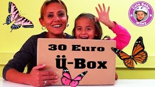 30 Euro Überraschungs Box für Miley - September 2015 - Kinderkanal