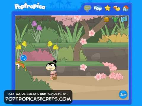 Poptropica Cheats - Red Dragon Island Walkthrough Part 1