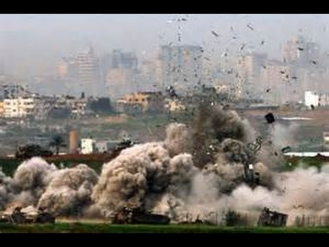 Day 12 of War More Than 300 Dead in Gaza