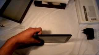 BRAND NEW IPAD ALTERNATIVE - Pipo S1 Android 4.1 Tablet Unboxing