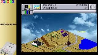 Sim City 2000 (Saturn!)