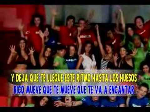 Carolina Molina - Chi ki Cha (karaoke Version)