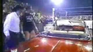 undertaker vs kane y big show muerte de undertaker HD