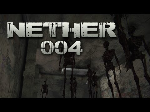 NETHER #004 - Panik im Underground [HD+] | Let's Play Nether