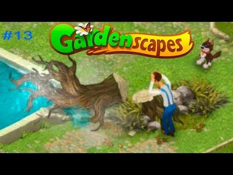 Садовник ОСТИН Gardenscapes #13 (уровни 91-97) Растяпа Остин Игровое видео Let's Play