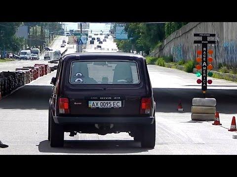 Самая быстрая Нива в мире / World's fastest Lada Niva