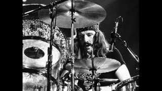 John Bonham Isolated Drum Track- Fool In The Rain