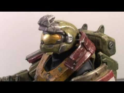 Halo Reach Box Set INTERACTIVE REVIEW: Jorge