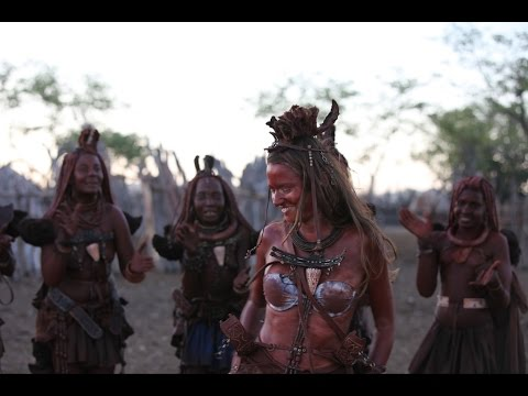Travel Namibia - Meeting the Himba Tribe