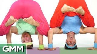 Extreme Yoga Challenge