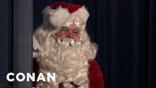Santa Goes By ChimneyStuffer69 On Pornhub - CONAN on TBS