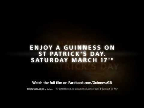GUINNESS St Patrick s Day Sheepdog Trailer